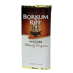 Borkum Riff Cherry Liquor Pipe Tobacco