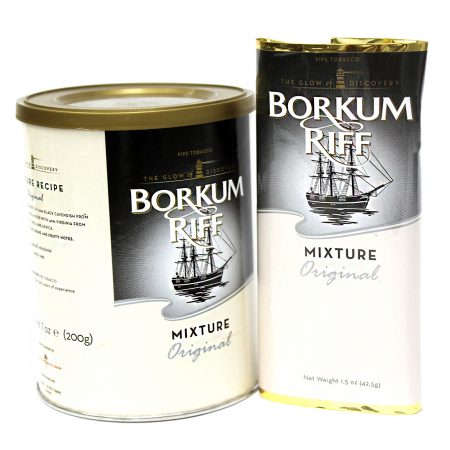 Bourkum Riff Original Pipe Tobacco