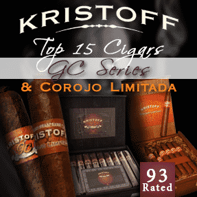 Kristoff GC Rojo Limitada Top 25