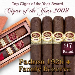 Padron 1926 & Padron Family Reserve Cigars